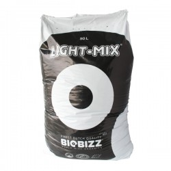 Biobizz Light Mix 50Litre Toprak
