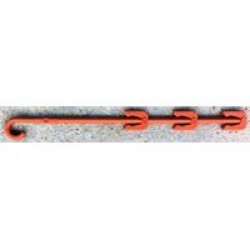 Domates Salkım Askısı (Kahverengi) 8500adet / 1 Kutu