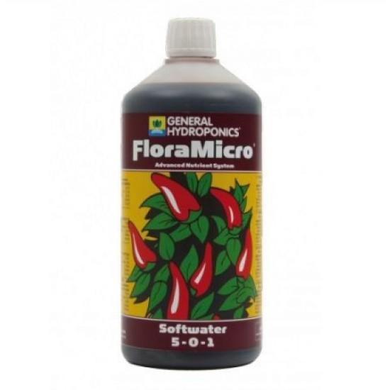 GHE FloraMicro 1 Litre - GENERAL HYDROPONICS