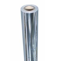 Lighthouse Gümüş - Beyaz Reflektör Film 125cm/10m