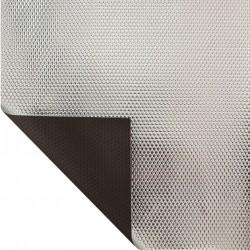 Lighthouse Gümüş-Siyah Reflektör Film En: 1.22m Boy: 10m
