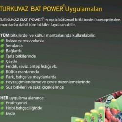 Organik Sıvı Yarasa Gübresi – Turkuvaz Bat Power 10 Litre