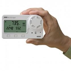 Sıcaklık-Nem-Karbondioksit (CO2) Kaydedici / BLUETOOTH-USB