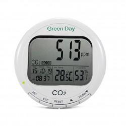 Sıcaklık Nem Karbondioksit Ölçer