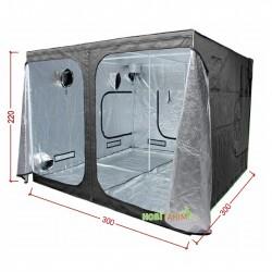 300X300X220cm Bitki yetiştirme kabini